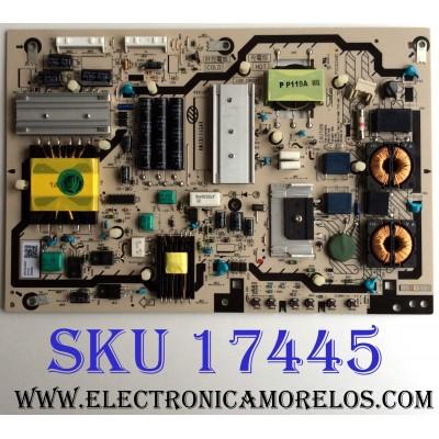 FUENTE DE PODER / PANASONIC N0AE3GJ00007 / PSC10348C M / NOAE3GJ00007 / PANEL VVX37F105B00 / MODELO TC-L37DT30