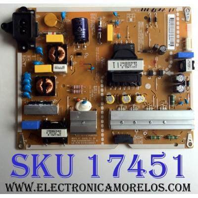 FUENTE DE PODER / LG EAY64288601 / EAX66862601(1.4) / 64288601 / LGP4DI-16CH1 / PLDF-L502A / 3PCR01372A / EAX66862601 / KB-3151C / E247691 / MODELOS 40LH5300-UA / 40LH5300-UA AUSJLJM