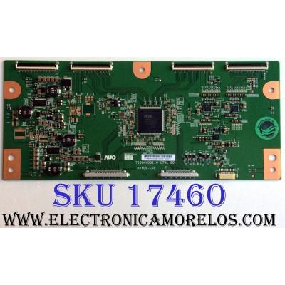 T-CON / VIZIO 55.65T06.C02 / T650HVD01.0 / 65T05-C02 / 5565T06C02 / PANEL T650HVN04.0 / MODELO M650VSE LWJANAAN