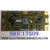 T-CON / SONY 6871L-4352B / 6870C-0598A / V16_49UHD_SONY / 4352B / PANEL V490QWME04 / MODELO XBR-49X800D