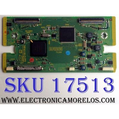 T-CON / PANASONIC TNPA5195DC / TNPA5195 / PANEL LC370EUH (SC)(A4) / MODELO TC-L37D2