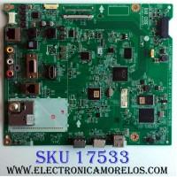 MAIN / LG EBU62456002 / EAX65398004(1.1) / EAX65398004 / 62456002 / PANEL NC390DUN VXBP3 / MODELOS 43UJ6300-UA BUSYLJM / 43UJ6300