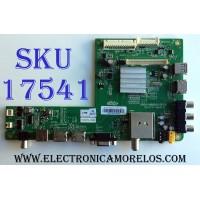 MAIN / LG 1409075M / 5800-A6M630-0P20 / 1409075 / 1409075LA2285 / MP:3.10.01(65) / VER00.02 / PANEL V650HP1-LS6 REV.E2 / MODELOS 65LB5200-UA CUSJLH / 65LB5200