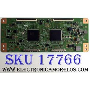 T-CON / VIZIO 55.55T32.C32 / 55T32 C0S CTRL / 5555T32C32 / PANEL TPT550U1-QVN05.U EV:S9B0A / MODELO P55F-F1 LTMWXHKU