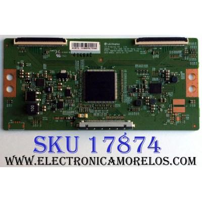 T-CON / SONY 6871L-4146A / 6870C-0573A / 4146A / PANEL`S SYV4942 / LC490EQY-SHM2 / MODELO XBR-49X800C