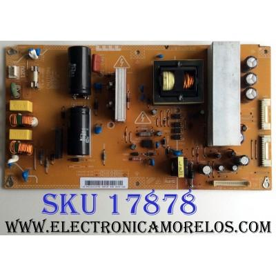 FUENTE DE PODER / TOSHIBA PK101V1370I / FSP272-4F04 / 3BS0219311GP / PARTE SUSTITUTA 75016469 /PANEL LTA460HF03 / MODELO 46XV640UZ