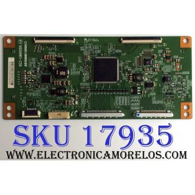 T-CON / LG 4Z.HF49.7AR / V650HK1-CS6 / 4ZHF497AR / E222034 / 14080601 / 4ZHF497AR348P001M00001 / PANEL V650HP1-LS6 Rev.E2 / MODELOS 65LB5200-UA / 65LB5200-UA.CUSJLH