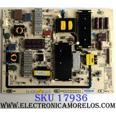 FUENTE DE PODER / LG 140819LA / COV32806701 / 168P-P5F041-W1 / 1408194M / P5F041 / PANEL V650HP1-LS6 Rev.E2 / MODELOS 65LB5200-UA / 65LB5200-UA.CUSJLH