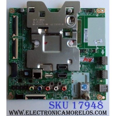 MAIN / LG EBT65195802 / EAX67872805 (1.1) / EAX67872805 / PANEL LC550EGG / MODELOS 55UK6500AUA.BUSWLJR / 55UK6500AUA