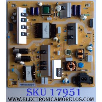 FUENTE DE PODER / SAMSUNG BN44-00807F / L55S6R_MHS / E301536 / PANEL CY-GM049HGLV8H / MODELOS UN49MU6290FXZA FB02 / UN49MU6290F