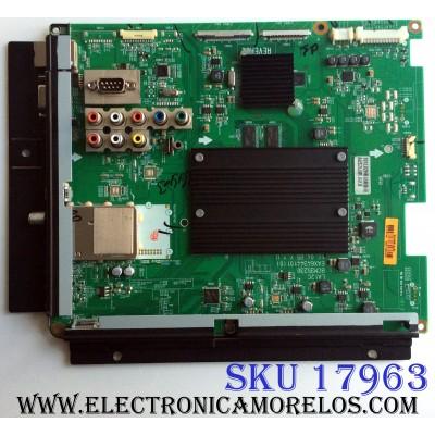 MAIN / LG EBT61980405 / EAX64344101(0) / 1QEBT000-00G5 / EAX64344101 / BCM35230 / LA12C / PARTE SUSTITUTA EBT61980407 / PANEL LC470EUF (SD)(P1) / MODELOS 47LW5700-UE / 47LW5700-UE.AUSZLHR
