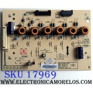 LED DRIVER / LG COV33699501 / 1605021M / 65E6000-6L60N / SF1605021LA / 5835-D65XM0-W200 / E249823 / PANEL RLD650WY QD0.004 Rev.00 / MODELOS 65UH5500-UA / 65UH5500-UA.CUSJLH