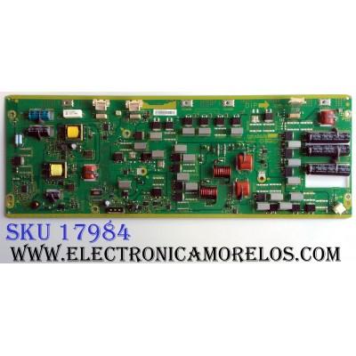 Y-SUS / PANASONIC TXNSC1SRUJ / TNPA5528 / TNPA5528AJ / MODELO TC-P50GT50