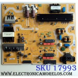 FUENTE SAMSUNG BN44-00878C / L55E7R_NSM / PSLF181E10A / BN4400878C / PANEL CY-SN055FLLV2H / MODELOS UN55NU800 / UN55NU8000 / UN55NU8500 / UN49NU800 / QN49Q65FNFXZA / QA55Q6FNAKXXT / GQ55Q6FNGTXZG / GQ49Q6FNGTXZG / MAS MODELOS CHECAR EN DESCRIPCION