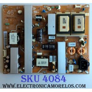 FUENTE DE PODER / SAMSUNG BN44-00341B / BN4400341B / I46F1_AHS / PARTE SUSTITUTA BN44-00418A / PANEL T460HW03 V.L / MODELOS LN46C630K1FXZA AA02 / LE46C550J1WXZT SQ03 / LE46C530F1WXXU CN05 / LE46C530F1WXXU SQ01 / LE46C550 / MAS MODELOS EN DESCRIPCION...