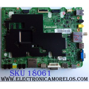 MAIN / SAMSUNG BN94-08554A / BN41-02395B / BN97-09646A / PANEL CY-GH055CSLVVH / MODELO LH55DMEPLGA/GO TS02