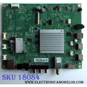 MAIN / INSIGNIA 756TXHCB01K0190 / XHCB01K019 / CBPRGSIKA2 / 756TXHCB01K019 / 715G8501-M0E-B00-005T / XHCB01K019010X / (X)XHCB01K019010X / BPRGSIKA2 / PANEL TPT500U1-QVN03.U REV:S5B0A / MODELO NS-50DR620NA18