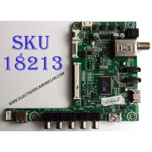 MAIN / HISENSE 179657 / RSAG7.820.5254/ROH / LTDN50D36US / A093715006040H / E303981 / MODELO 50H3B2