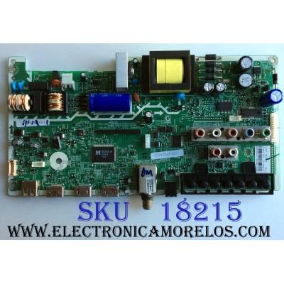 MAIN / FUENTE (COMBO) / SANYO Z7ZK / 1LG4B10Y13600 / 1LG4B10Y1360A / E342828 / Z7ZK 301A / PANEL T390HVN02 / MODELO FVE3923