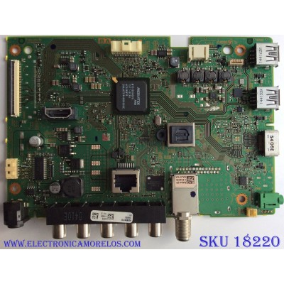 MAIN / SONY A-2066-937-B / 1-894-094-22 / 173534122 / A2066937B 597G / S100004SS2051-12 / PANEL LTF320AP08 A08 / MODELO KDL-32R500C