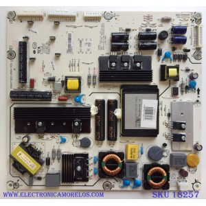 FUENTE DE PODER / HISENSE 155017 / RSAG7.820.4584/ROH / HLE-4046WD / E148279 / TU25C118-1 / PANEL HE420FD-B56\PW1 / MODELO 42K316DW