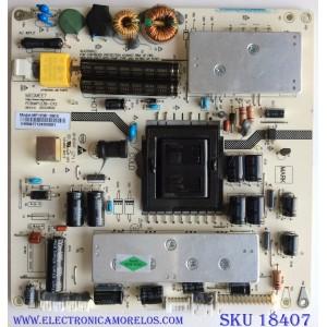 FUENTE DE PODER / APEX MP123B-39DX / MP123B-CX2 / REV:1.0 / E214852 / PANEL`S V390HJI-P02 REV.C1 / V290HJI-P02 / MODELO LE3943