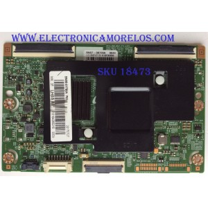 T-CON / SAMSUNG BN95-01781A / BN41-02131A / BN97-08728A / PANEL CY-SH055DSLVWH / LSI550HQ01-V01 / MODELO LH55UEDPLGC/ZA VS04/UE55D