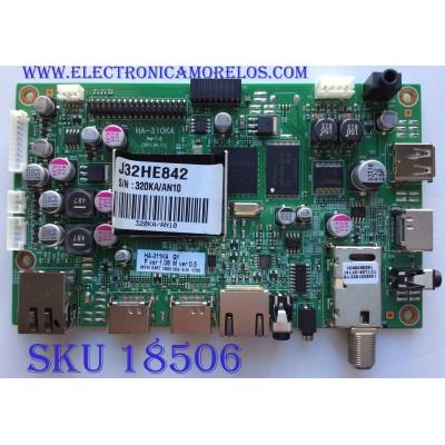 MAIN / RCA J32HE842 / HA-310KA / 320KA/AN10 / PANEL LSC320AN10-A04 / MODELO J32HE842-AN10