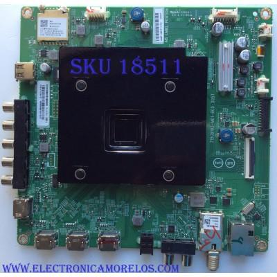 MAIN / VIZIO GXHCB0QK036 / 715G9182-M01-B00-005T / GXHCB0QK036060X / E88441 / PANEL TPT650UA-QVN06.U / MODELOS E65-E1 LTCWWVMU / E65-E1