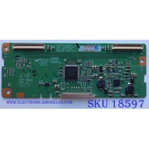 T-CON / LG 6871L-1454A / 1454A / 6870C-0195A / PANEL´S LC320WX1 (SA)(A1) / LC320WXN (SA)(A2) / MODELOS 32LG40-UA AUSQLH / 32LG10 / 32LG30-UD / 32LG3000-ZA AEKQLWP / 32LC50C / 32LC5DC-UA / 32LC7D-UK