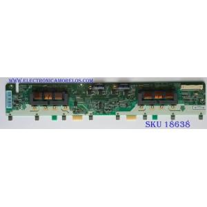 BACKLIGHT INVERSOR / RCA LJ97-02402A / 2402A / SSI320_4UE01 / PANEL LTI320AA02 / MODELO 32LA30RQD / NEC V321-G1 / V321