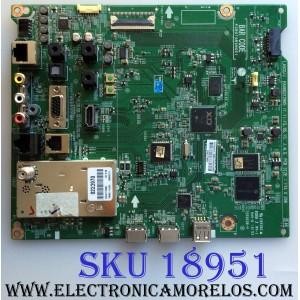 MAIN / LG EBU63543801 / EAX66212905 (1.1) / EAX66212905 / PANEL LC430EUE (FH)(M3) / MODELOS 43LX570H-UA.BUSYLJM / 43LX570H
