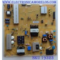 FUENTE DE PODER / EAY64788701 / EAX67884601 (1.6) / BJ3WE647887012268 (1.0) / MODELO 75SK8070PUA