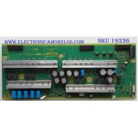 X-SUS / PANASONIC / TXNSS1DPUU / TNPA4979 K2 / EN9521K / PANEL MC147F22T12 / MODELOS TC-P58S1 / TC-P58V10