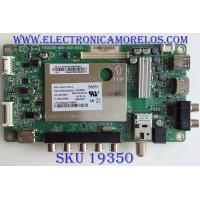 MAIN / VIZIO / 756XECB02K013 / XECB02K0130004 / 715G6381-M01-000-004I / ES M30600X / PANEL TPT390J1-HVN04 / MODELO E390-A1 LTYWNQAQ