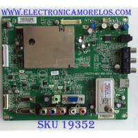 MAIN / VIZIO / CBPFTXBCB2K102 / 715G3711-M02-000-004K / TXBCB2K10204 / PANEL LC260EXN-SCB1 / MODELO E260VA