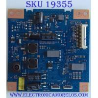 LED DRIVER / SONY / LJ97-455697T / 15STM6S-ABC01 / 455697TF0613189T1 / PANEL V500FWM E01 / MODELO KDL-50W800C