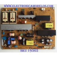 FUENTE DE PODER / LG / EAY60741801 / LG EAY60741801 / LGP37-09LHC2 / T98IA607418011661( 1.0) / PANEL LC370WXE-SBA1 / MODELOS 37LG500H-UB / 37LG505H-UB / 37LG505H AUSVLVR / 37LG700H-UB / 37LG710H-UA