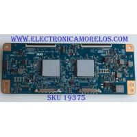 T-CON / VIZIO / 55.65T50.C26 / 55.65T50.C26 / 55T36-C04 CTRL BD / PANEL T650QVF06.1 / MODELO P65-E1 LTMAWKMU