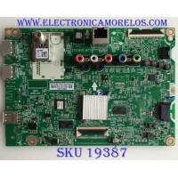 MAIN / LG /  EBU64644607 / EAX67848002(1.0) / 8J1L013L-0003 / PANEL NC430DUE / MODELO 43LK5700PUA BUSFLJM