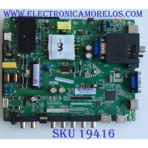 MAIN / FUENTE / (COMBO) / SCEPTRE / U18123420 / TP.MS3553.PB753 / PT500GT01-1 / 102181200071 / PANEL PT500GT01-3 / MODELO H50