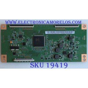 T-CON / ELEMENT / STCON495C-001 / STCON495C0011308Z1235464 / CEC-CCPD-50-UHD-COF-MINI / CCPD-TC495-001 V1.0 / PANEL C500U18-E55-P / MODELOS ELST5016S J8C9M / E4SFT5017 J8C9M / RTRU5027-US / ONC50UB18C05 / 50C61 / SC-50UK700N / E4SC5018RKU