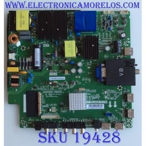 MAIN / FUENTE / (COMBO) / N18123982 / TP.MS3458.PC758 / CC495PU1L01 / PANEL HK495WLEDM-DH1 1H /