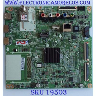 MAIN / LG / EBT65211003 / EAX67872805 8HEBT000-01G1 / PANEL NC650DGG /