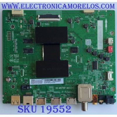 MAIN / TCL /  08-CM50CUN-OC405AA / 40-MST10F-MAA2HG / 08-MST1003-MA200AA / 08-MST1003-MA200AA / MODELO 50S421LDAA