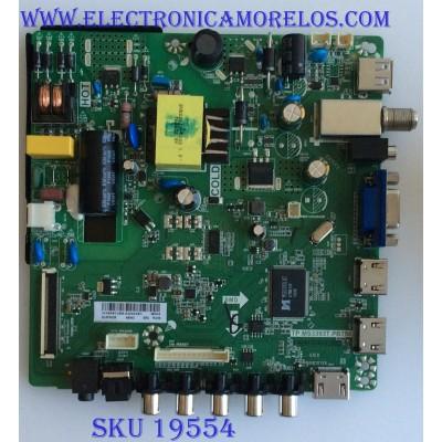 MAIN / FUENTE / (COMBO) / ELEMENT / H16081369 / TP.MS3393T.PB758 / 22002A0121ST-V5 / PANEL BOEI320WX1-01 / MODELO ELEFW328