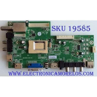MAIN / ELEMENT /1010031014 / MS33930-ZC01-01 / 515C33930M33-1 / PANEL LSC400HM10 / MODELO ELEFW408 LE-40G36Y