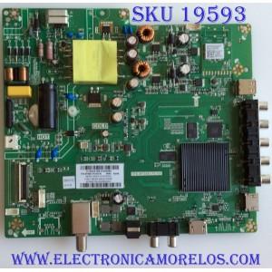 MAIN / FUENTE / (COMBO) / VIZIO / 3639-0422-0150 / TPD.MT5581.PC755 / 3639-0422-0395 / H18004186  / MODELO D39F-F0
