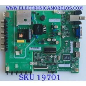 MAIN / FUENTE / (COMBO) / VIOS / A16033195 / 16003495 / PW.50W2.752(CNC-P32B2)B(16123) / T201602004A / PANEL HV320WHB-N81 / MODELO 32DLEDTV1301S