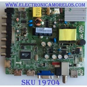 MAIN / FUENTE  / (COMBO) / 34011108 / CV3393BH-A32 / 3BJ257113 / PANEL LS3201312A5A021167 / MODELO SE32HY10